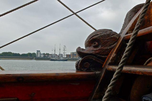 Greenwich Tall Ships Festival 2014 Woolwich
