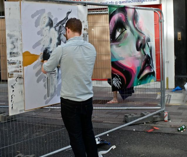 Whitecross Street Party 2015 DS MrCenz