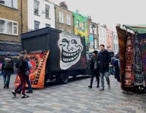 SeedsOne street art camden